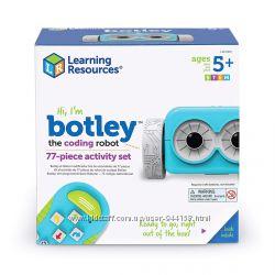 Игровой stem-набор learning resources робот botley программируемая игрушка-