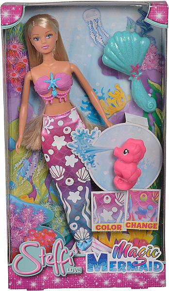 5733322 Кукла Simba Steffi Love Штеффи Волшебная русалка с изменением цвета