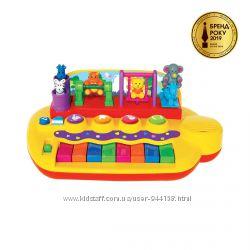 Пианино - Зверята на кочелях свет, звук