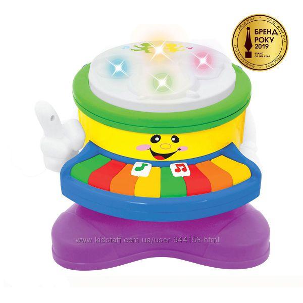 Развивающая игрушка - Веселый Оркестр свет, звук
