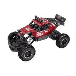 &nbspАвтомобиль Off-Road Crawler На РУ- Car Vs Wild Красный SL-109AR  золотой