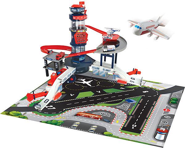 Игровой набор Dickie Toys Аэропорт со звук и свет эфф 3749007