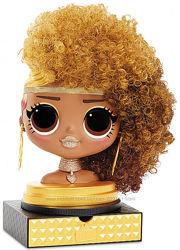 Кукла-манекен L. O. L Surprise O. M. G. Королева Пчелка с аксесс 566229