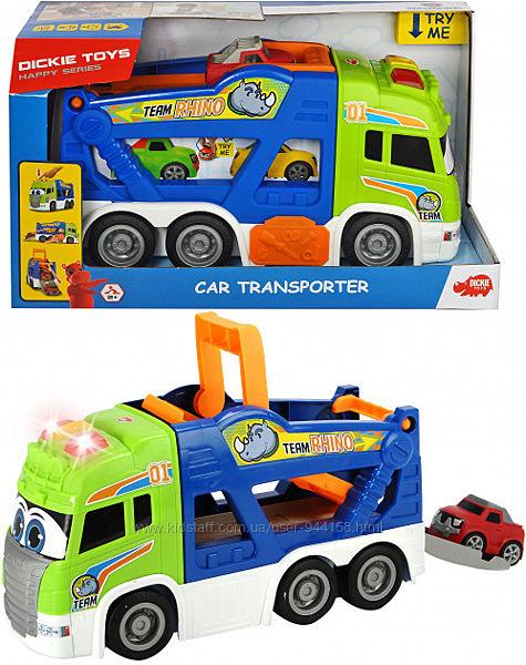 Транспортер Dickie Scania машинка 3817003