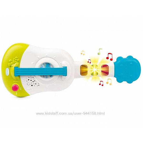 Музыкальная игрушка Smoby toys Гавайская гитара со свет и звук  эф 110503