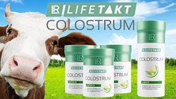 LR Колострум. Коровье молозиво для иммунитета. Германия