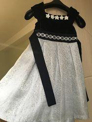 Платье Laura Ashley нарядное