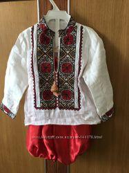 Украинский костюм для мальчика