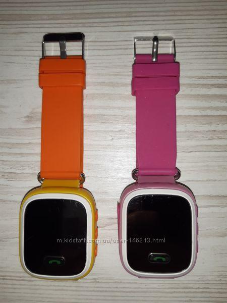 Детские смарт-часы GOGPS ME K10 с GPS трекером
