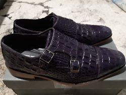Кожаные туфли США р. 42