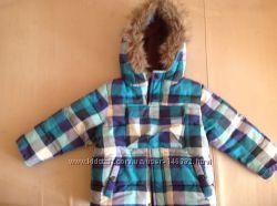 Куртка зима зара состояние отличное