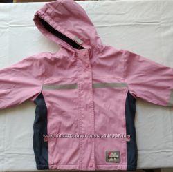 Теплая и практичная демисезонная куртка TCM Tchibo для девочки рост 98-104
