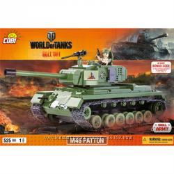 Конструкторы Cobi по мотивам игры World of Tanks