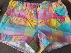 Состояние новых Шикарные детские цветные шорты John Baner 116р. bonprix