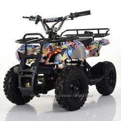 Детские железные квадроциклы 800W Profi HB-EATV800N-NEW