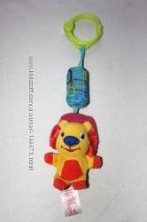Подвесная игрушка звоночек Львенок Bright Starts