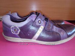 Туфельки Ecco 34 размер 22-22, 5см