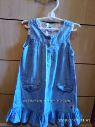 Платье chicco на рост 104