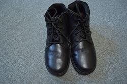 Ботинки демисезонные Braska, можно в школу