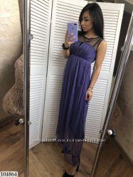 Очень красивое воздушное платье фатин