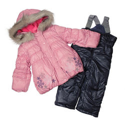 Зимний костюм для девочки ТМ Бемби