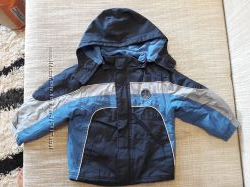 Демисезонная куртка для мальчугана