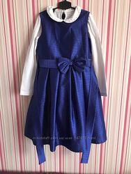 Красивое нарядное платье р134 реглан Smil128
