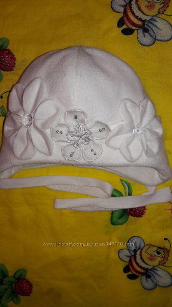 Фирменные шапочки Пупилл и Барбарас для малышки