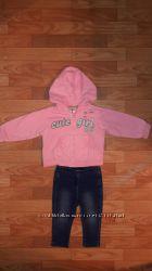 Модные мягенькие джинсики на малышку