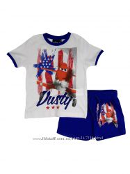Летний костюм Disney Planes для мальчика 3, 6, 8 лет