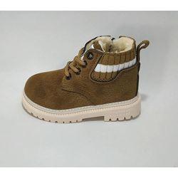 Детские зимние ботинки 3 цвета р. 21-30
