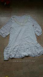 Новое платье-туника размер S большемерит.
