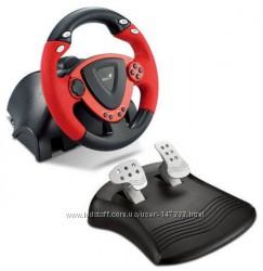 Игровой руль Genius Twin Wheel FF