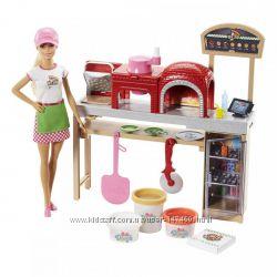 Barbie Pizza Chef Барби Пицца-шеф Mattel FHR09. В наличии
