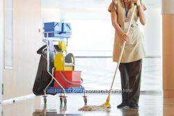 Черкассы, работа уборщицы- неполная занятость