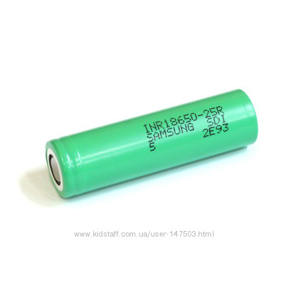 Аккумулятор Samsung INR18650-25R высокоток. для электронных сигарет