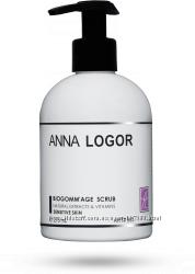 Биогоммаж - скраб для чувствительной кожи, США Анна Логор