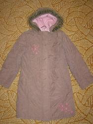 Курточки, ветровки для девочки