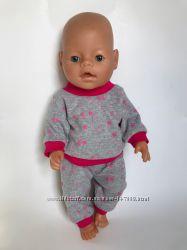 Одежда для кукол BabyBorn в наличии