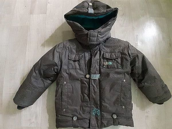Зимня курточка войчик р 98