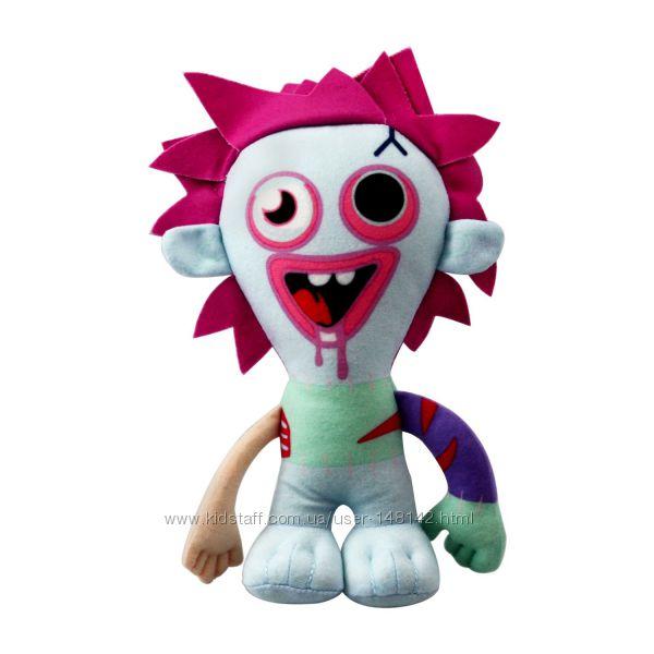 Плюшевая  фигурка Moshi Monsters Small Plush Zommer монстр Моши США 22см 6