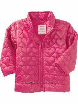 Стеганная   красивая тоненькая куртка ветровка курточка Old Navy США