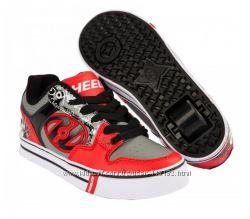 Роликовые кроссовки Heelys новые модели