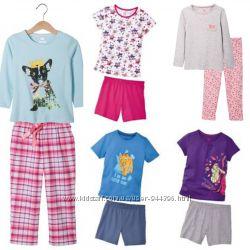 Большой выбор пижама домашний костюм Lupilu