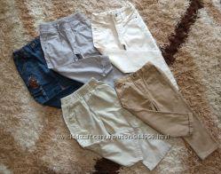 Фирменные летние штаны, джинсы, брюки для мальчика