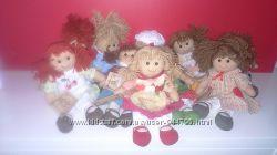 мягкие текстильние кукли  my doll