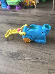 Playskool каталка слон