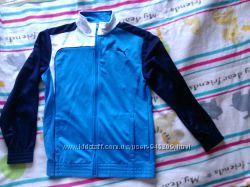 PUMA Drycell ОРИГИНАЛ, спортивная кофта для мальчика 10 - 12 лет, р. L.