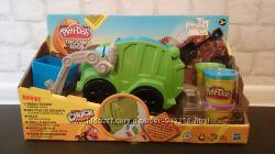 Hasbro Play-Doh игровой набор Мусоровоз Рауди