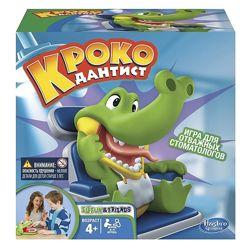 Hasbro Крокодильчик Дантист